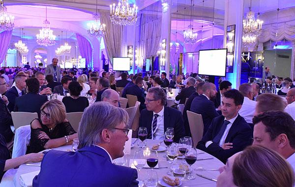 AGA gala dinner 2017