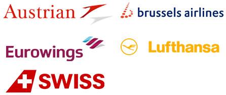 Lufthansa-Group-Partner-Airlines