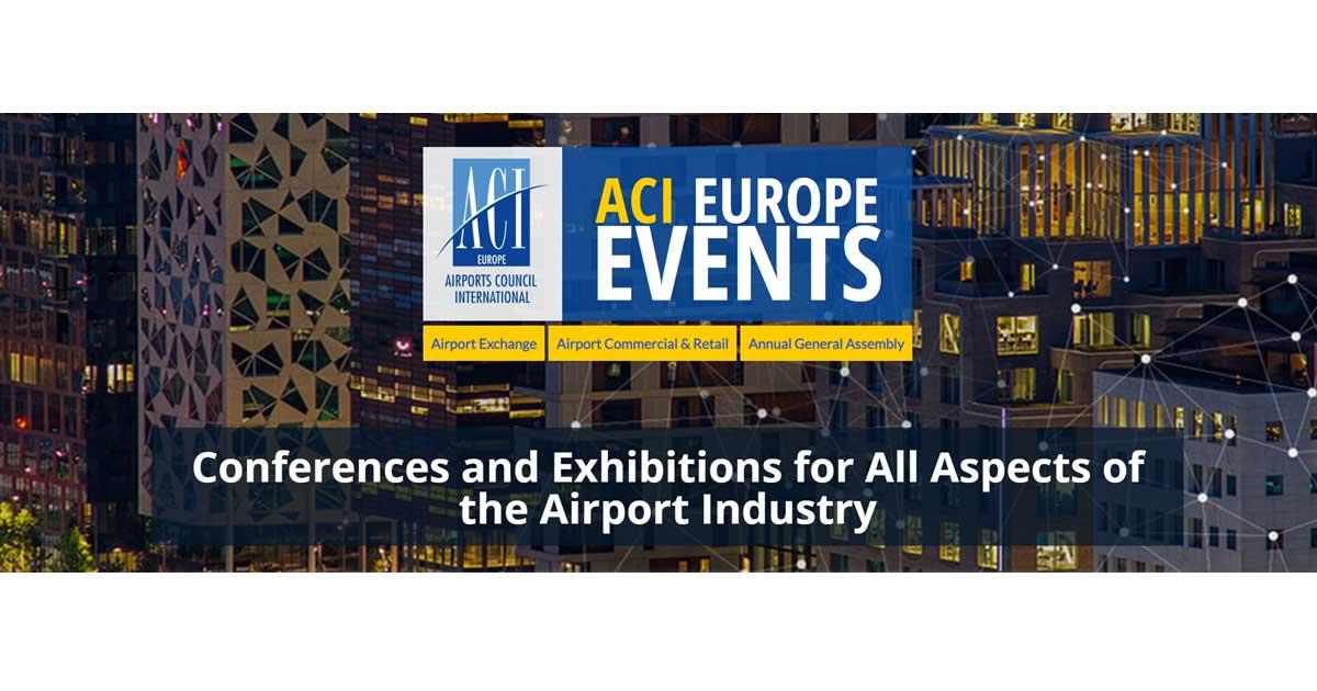 ACI EUROPE EVENTS | ACI EUROPE Events
